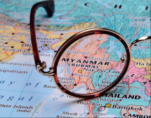 东南亚最后的处女地——缅甸