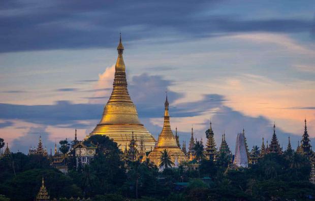"""巨头们在缅甸的""""抢滩登陆战"""""""