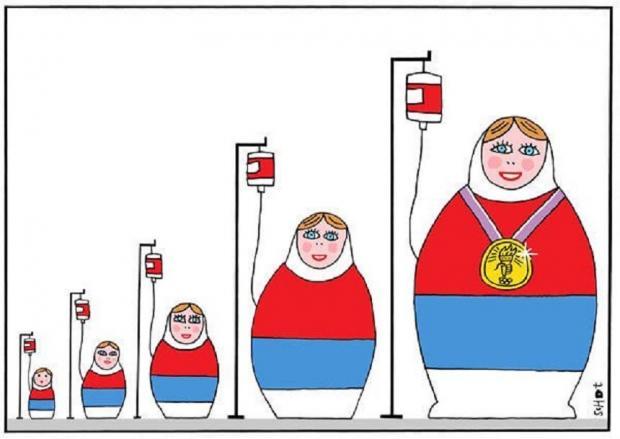 孙越:俄罗斯兴奋剂的市场经济学