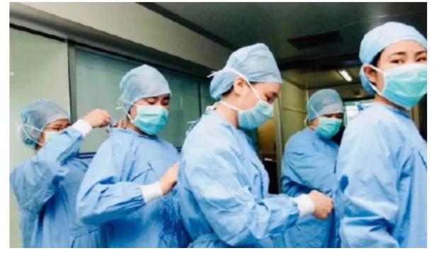 兔主席:值得深挖的15名医务人员被感染问题
