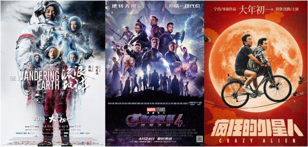 陈剑:2019年电影市场回顾