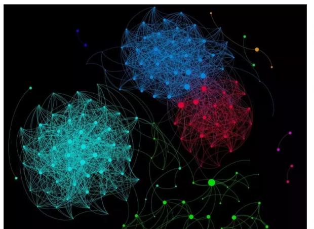 新型冠状病毒通过交通流的传播数据推演