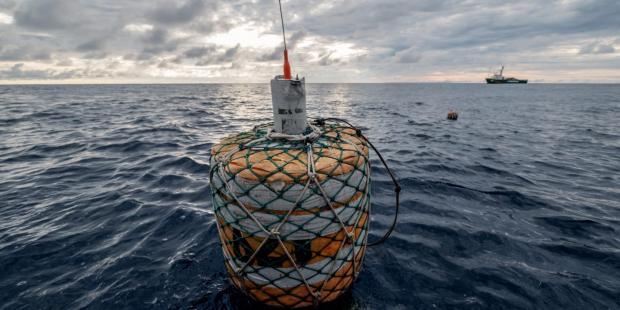 人工智能帮助非洲打击非法捕捞