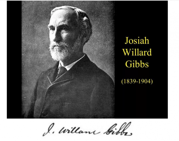 吉布斯——热力学大师与统计物理奠基人
