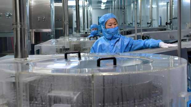 China prioritizes safeguarding global supply chain