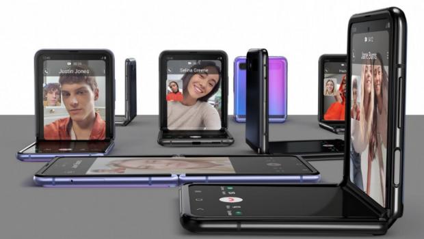 三星Galaxy Z Flip评测:一部空前精致的可折叠手机