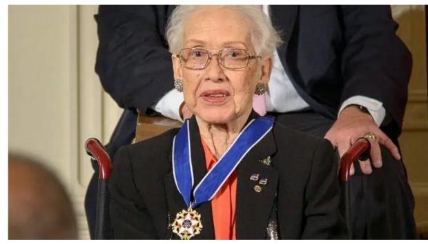 NASA登月背后的女数学家去世