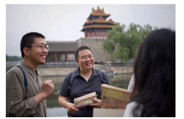 杨早:为什么对北京爱不起来