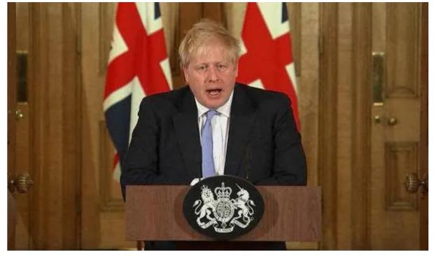 "Trump坚持""流感化""及跟着就势""躺倒""的英国"