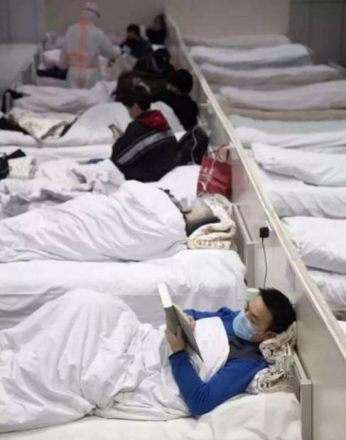 俞敏洪日记丨还有人在病床上认真读书(2月8日)