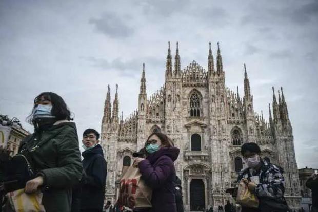 欧盟数据日更|欧盟感染率超过中国并回看中国封城决定