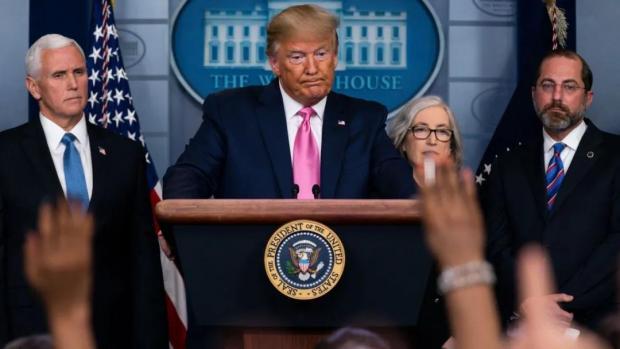 黄亚生:美国应对COVID-19失误的三字原因——特朗普
