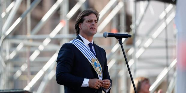乌拉圭新总统必须直面海洋挑战