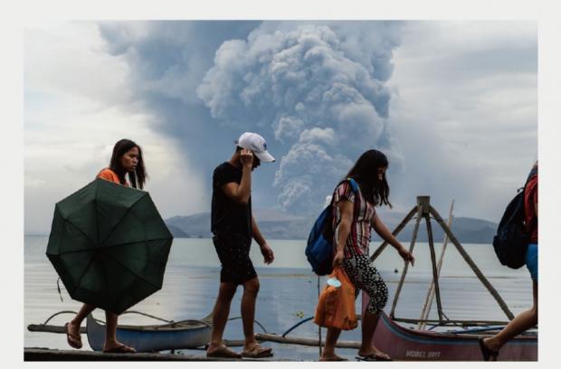 当病毒遭遇火山:封城前后的马尼拉