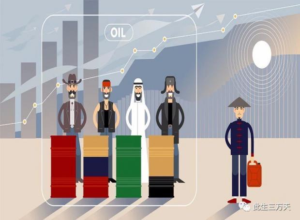 经济十年更迭记(二)暴跌的原油(上)