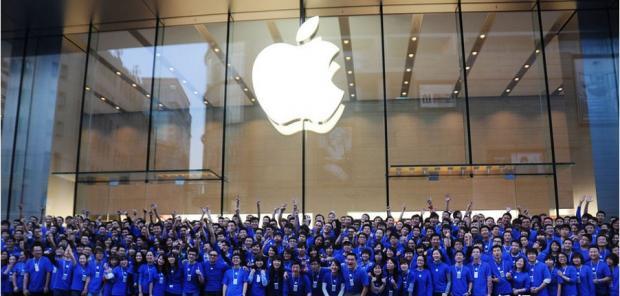 从苹果2020年Q1财报看,疫情对苹果公司影响有多大?