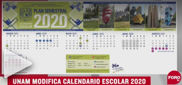 疫情下的墨西哥|UNAM延迟教学计划