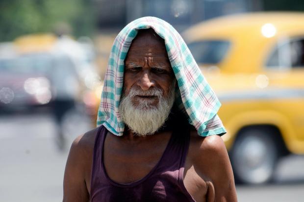2070年或将有35亿人生活在酷热地区