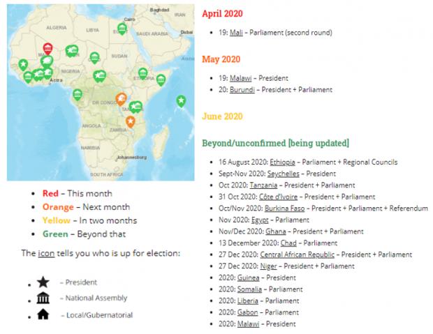 新冠疫情下,非洲国家选举何去何从?