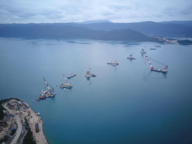 中国在克罗地亚架起通往欧洲的桥梁