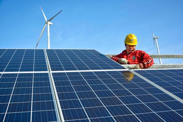 中国产业发展战略的绿色化