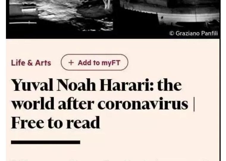 他山石5周年 | 《人类简史》作者、历史新锐尤瓦尔·赫拉利