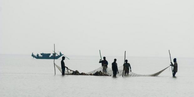 孟加拉湾渔业纷争难解