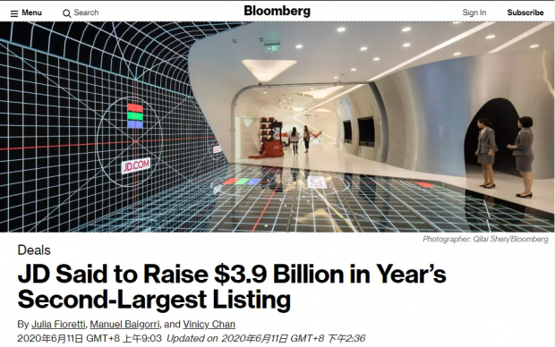 董市   京东二次上市消息多,卖空、股票期货齐上阵