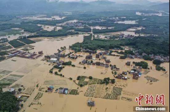 罕见暴雨席卷26省1300万人,今年的洪灾揭开一个大问题