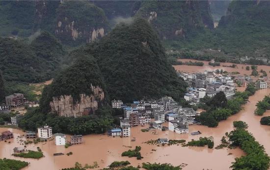 隐形的洪水
