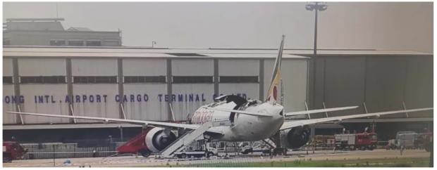 飞行员的梦魇:飞机失火的原因有哪些?