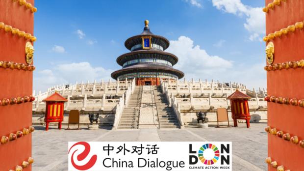 网上研讨:中国能否实现绿色复苏?