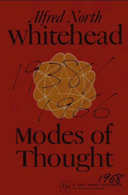 汪丁丁:过程哲学视角下的现象
