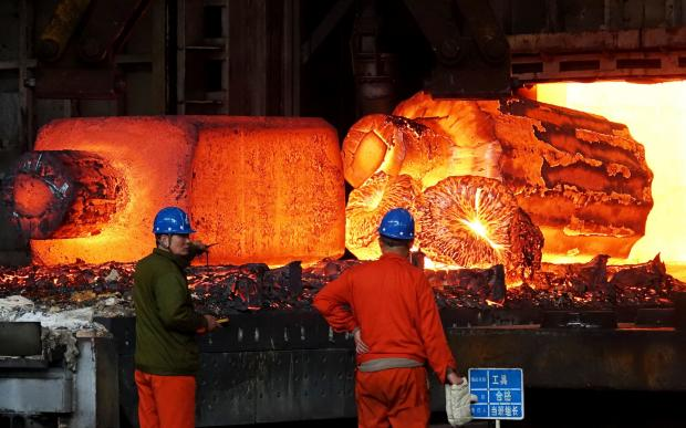 数据解读:中国经济率先复苏下的高碳隐忧