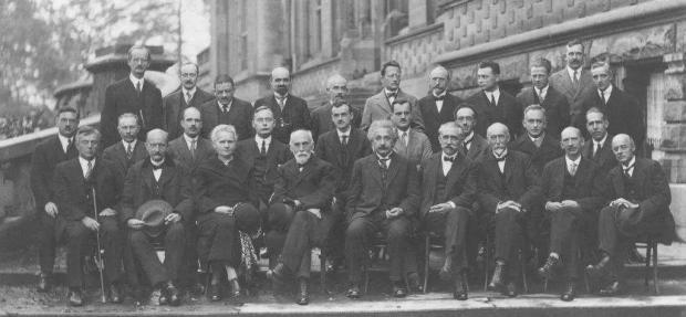 通往诺贝尔奖之路:盘点10个著名的科学家族