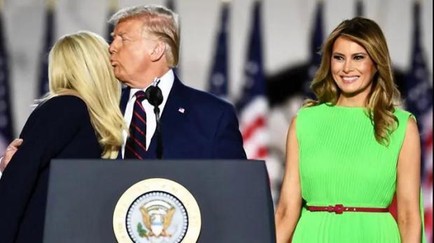 兔主席:旨在下一任期全面对付中国的Trump