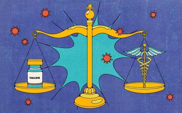 在新冠疫苗上市前,有人提出注射活病毒以加速药物研发?
