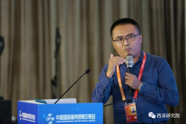"""赵建:金融科技如何""""拯救""""中国的信用周期(服贸会发言)"""
