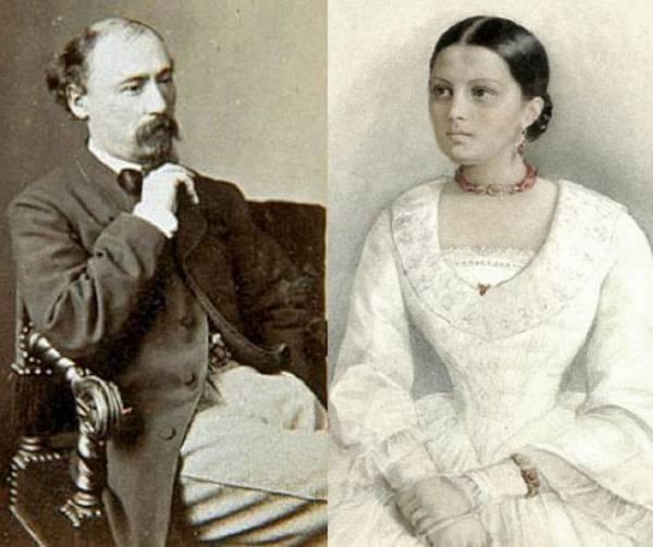 涅克拉索夫与朋友之妻
