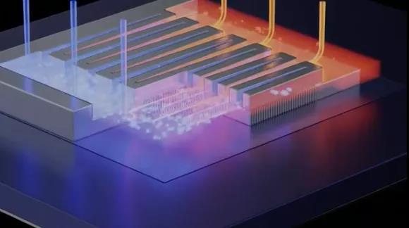 华人学者解读:芯片散热难题获重要进展,未来潜力巨大
