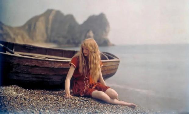 海边的克里斯蒂娜