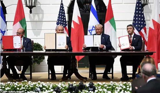 """中东""""交易艺术"""":特朗普的选举考量与分离的阿拉伯世界"""