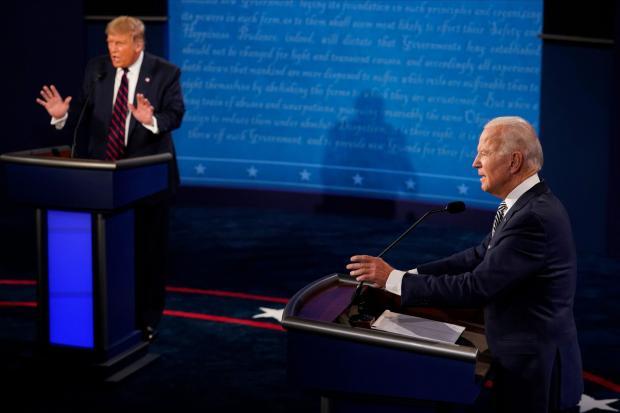 美国总统大选临近,气候议题升温