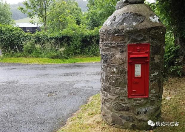 周末邮筒 Hethpool, Northumberland