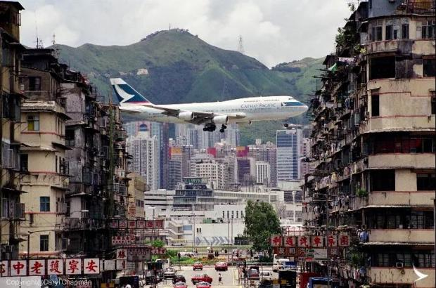 全球最牛的航空公司折翼背后,香港黄金时代落幕