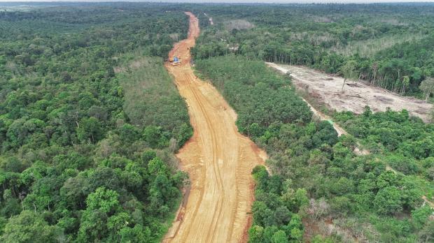 苏门答腊:穿越老虎家园的运煤公路