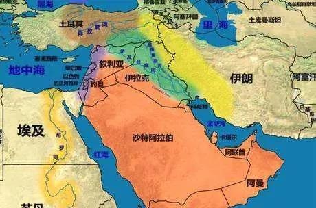 """从""""2020中国中东学会年会""""看百年未有之大变局下的中东"""
