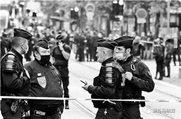 """马晓霖:法国""""辱教""""血案与异质文明对立"""