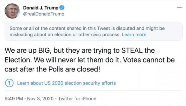 黄亚生:大选计票进入白热化阶段,美国会发生动荡吗?