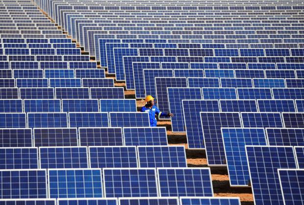 """中国碳中和承诺应推动""""一带一路""""绿色化"""
